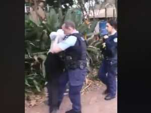 WATCH: Cop forces Aboriginal teen to the ground.