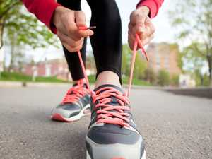 Somerset walkers hitting the pavement for a yarn