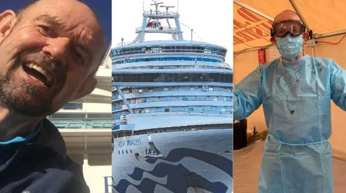 Ruby Princess health expert: 'I would still go on a cruise'