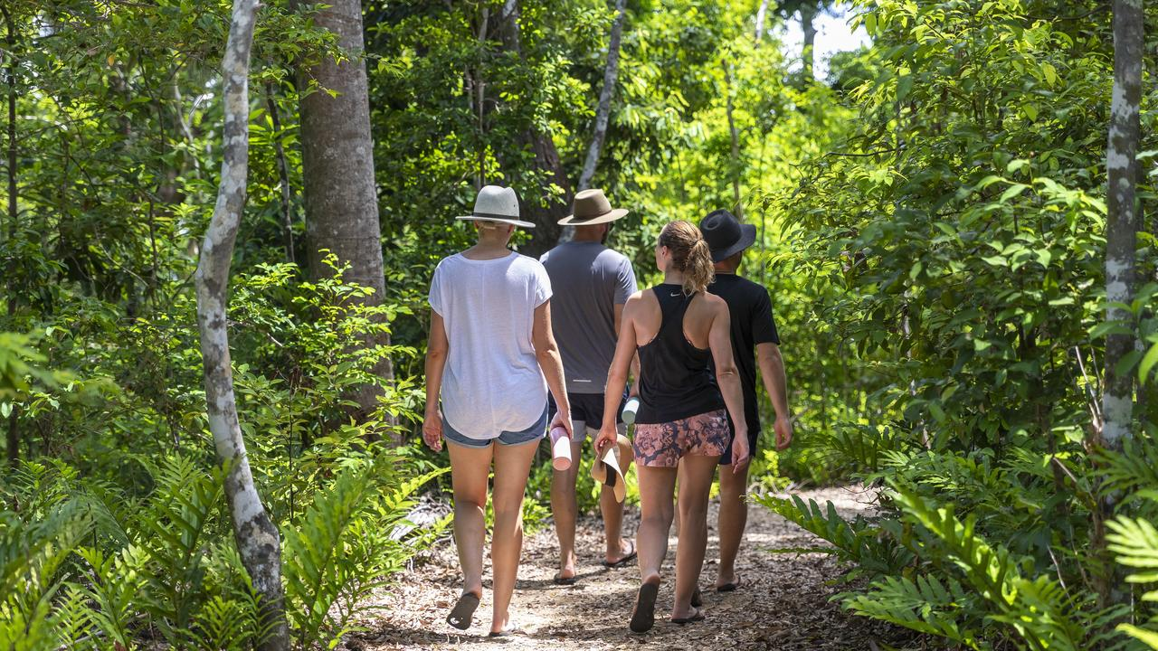 Mackay Tourism and Tourism Whitsundays launched the Mates' Rates campaign to encourage locals to holiday within the region this winter. Photo: Daniel Brown (Mackay Tourism)
