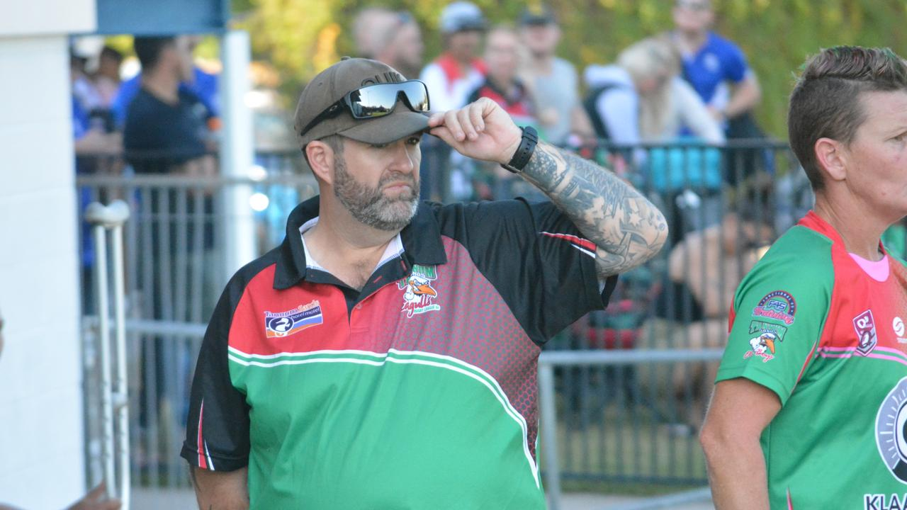Pensive Chris Bryson in last year's grand final. PICTURE: Nick Kossatch