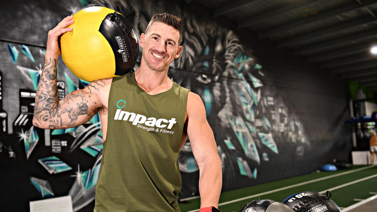Impact Strength Kawana owner Coby Williams is readying to open his gyms doors early as COVID-19 restrictions ease.