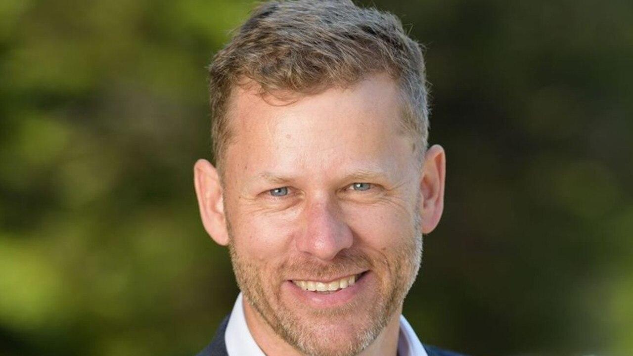 Byron councillor Michael Lyon.