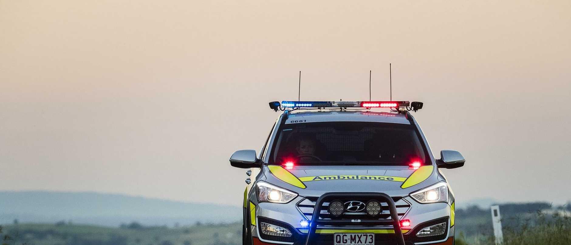 Woman killed, man seriously injured in motorcycle crash