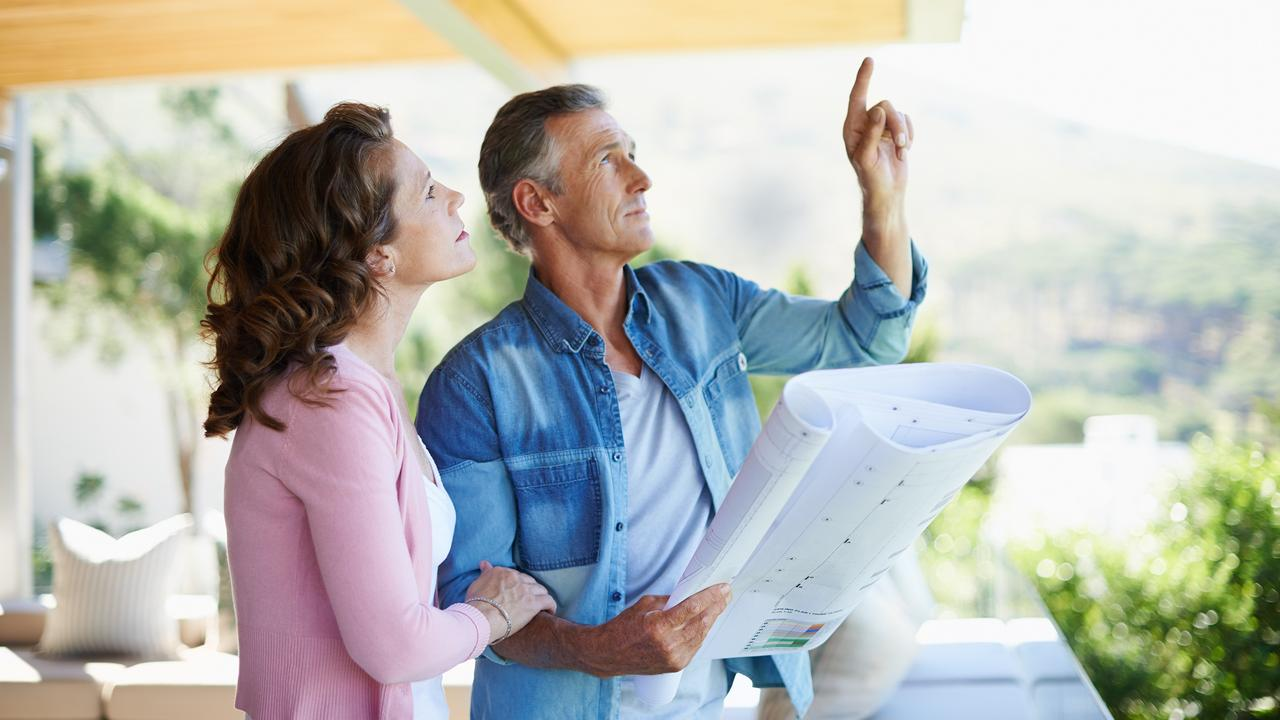 Big renovation projects will be funded, little ones won't. Picture: iStock