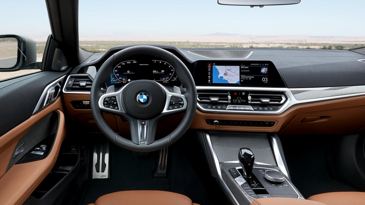 A new digital instrument display is paired with 10-inch infotainment screen.
