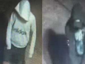 Hooded figures could help solve Bay break-in case