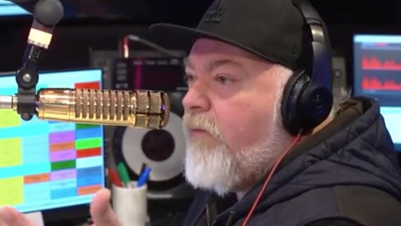 Kyle Sandilands has opened up about his Celebrity Big Brother fling. Picture: 60 Minutes/Channel 9