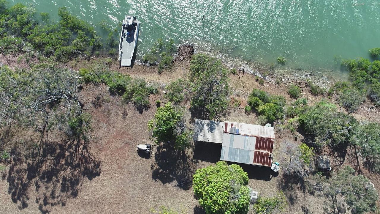 Worthington Island is up for sale.