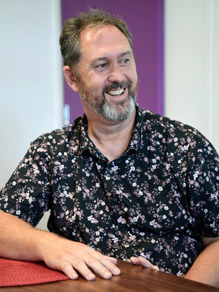 Phoenix House director of services Jason Rushton.