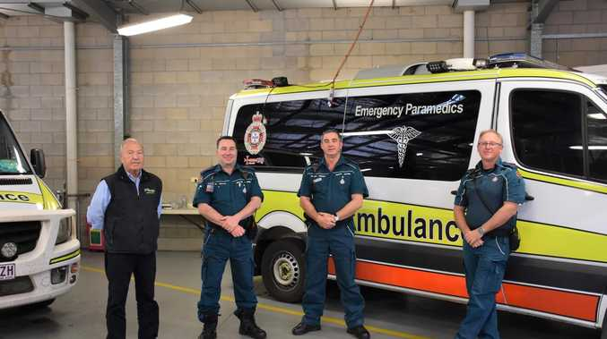 New station OIC ready to tackle top job