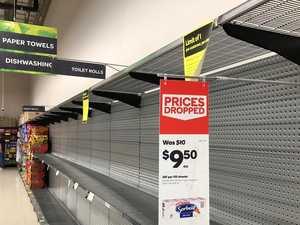 Australia's panic buying shame