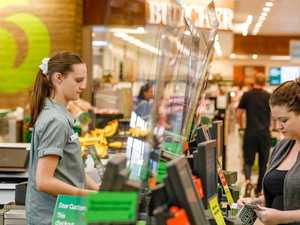 Woolies' old-school checkout move