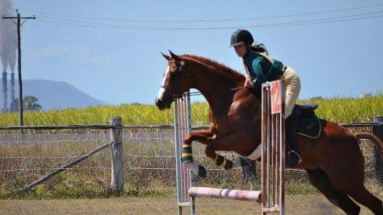 Proserpine Hack and Pony Club's Amber Greenhalgh