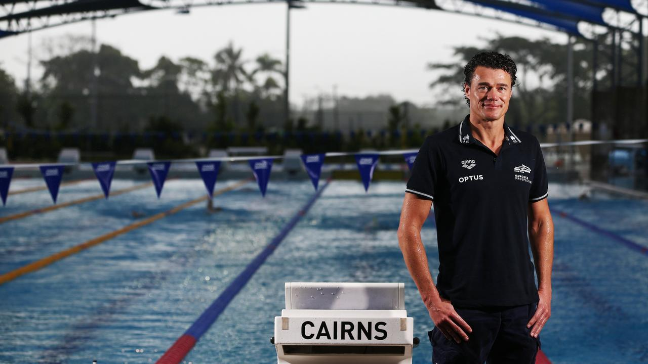 Verhaeren has been Australian swimming's head coach for the past seven years. Picture: Brendan Radke
