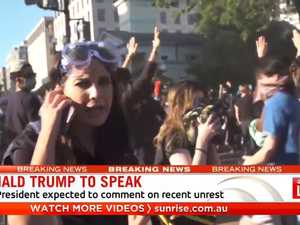 'They turned on us': Sunrise reporter