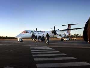 Gladstone Airport raises concern over Qantas share with Alliance