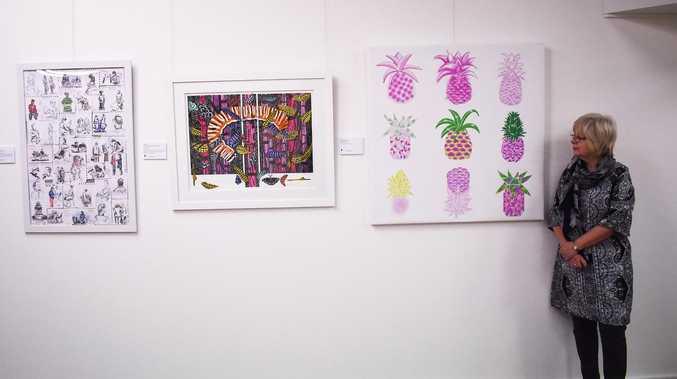 Online CQU art prize expands reach