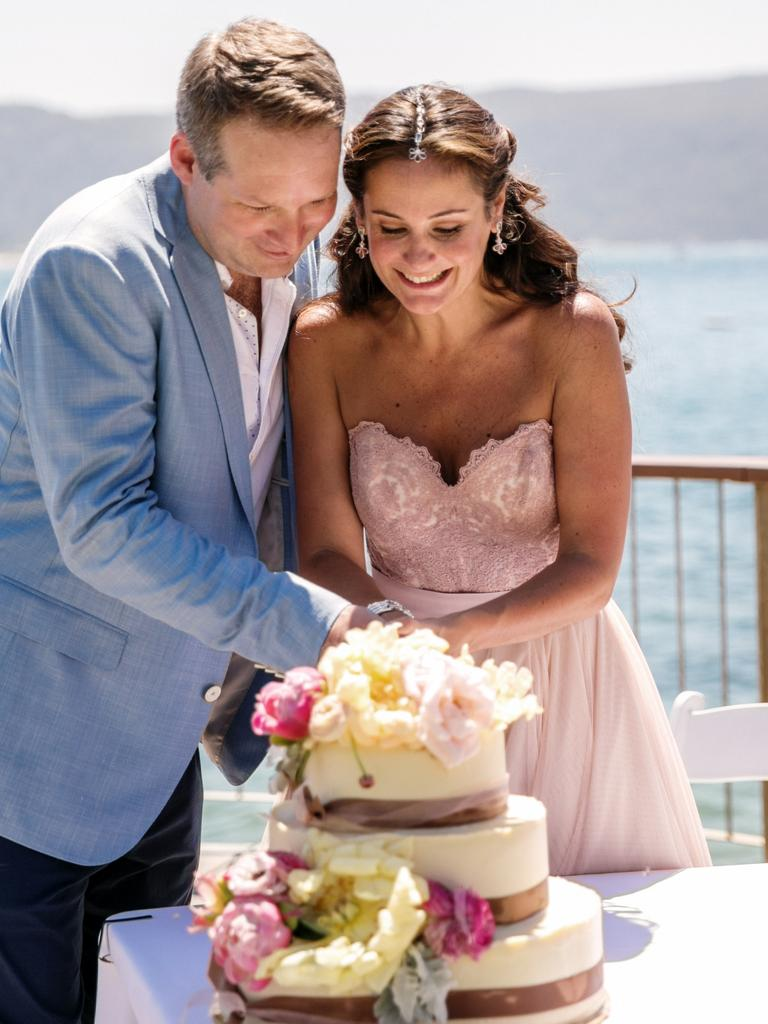 The traditional cutting of the wedding cake will be radically changed under the new guidelines.