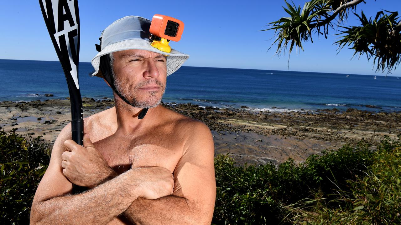 Jose Coelho is too scared to go surfing again after he was verbally abused at Moffat Beach last month.