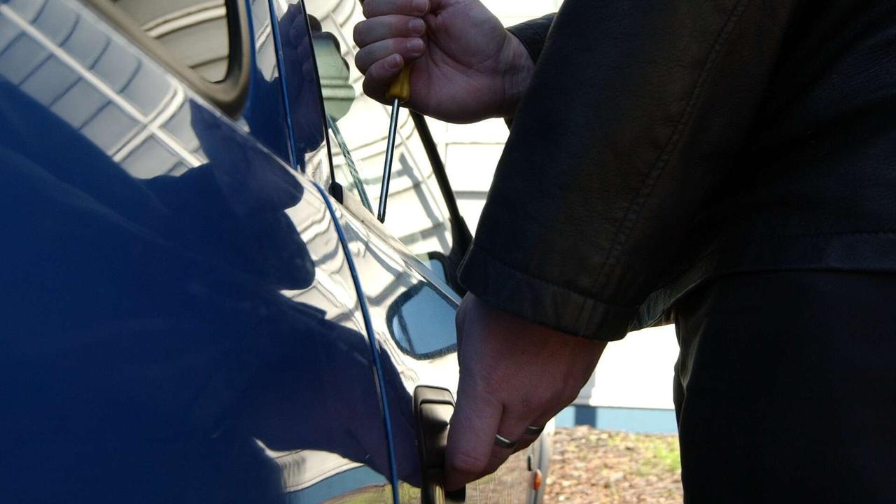 THIEVES ABOUT: Stanthorpe police are warning people to lock their properties and vehicles.