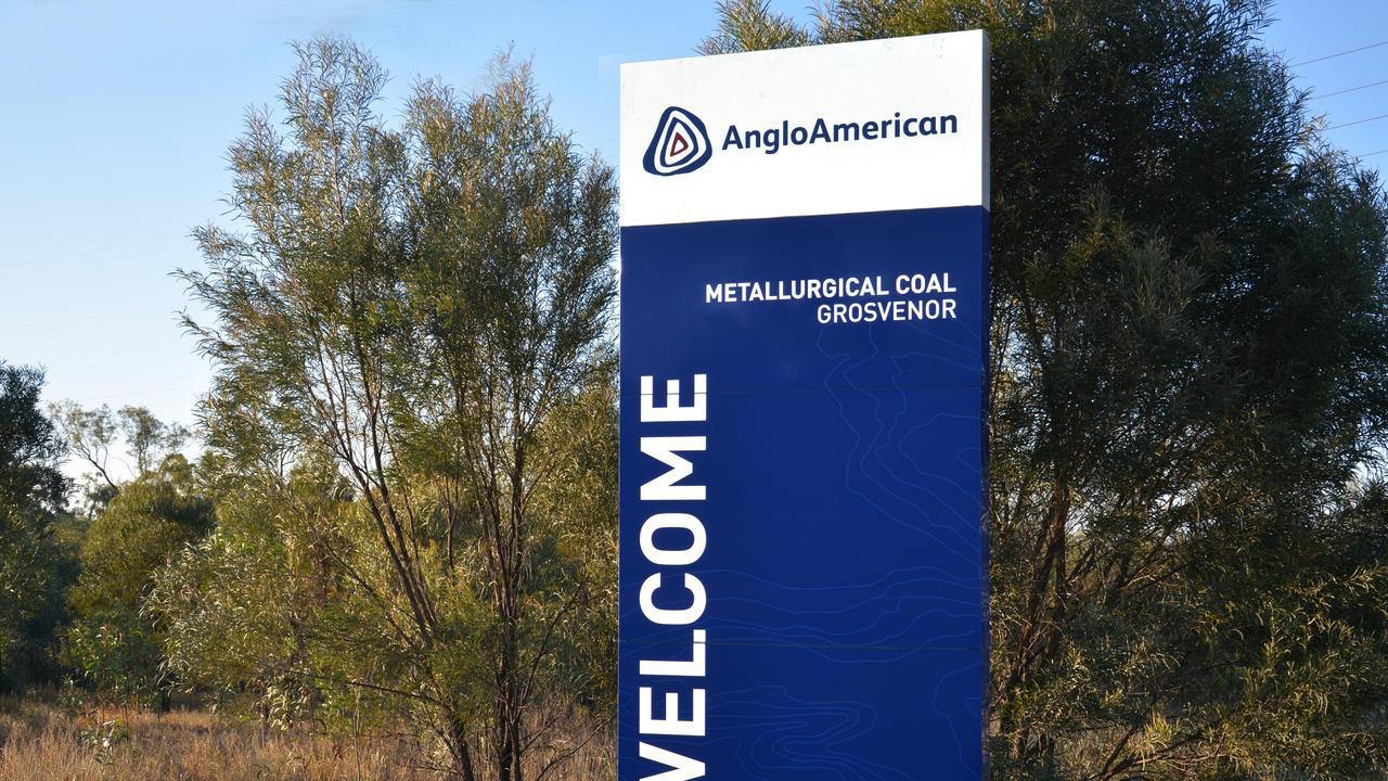 Anglo American's Grosvenor Mine. Picture: Tara Miko
