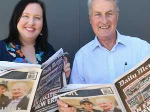 Mayor's plea to save Daily Mercury newspaper