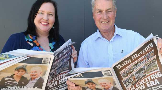 Mayor's plea to save Daily Mercury newspaper
