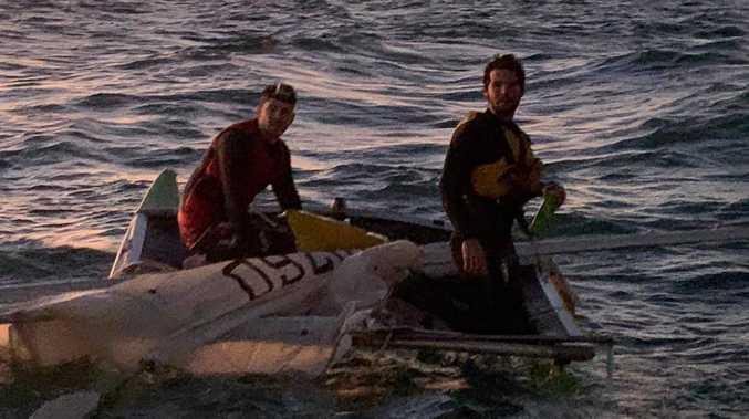 Mystery caller saved sailors stranded