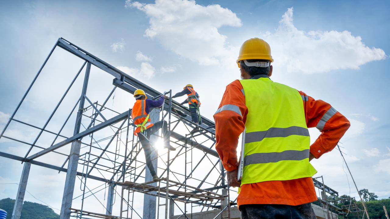 There are big winners – and losers – in the Government's construction plan. Picture: iStock