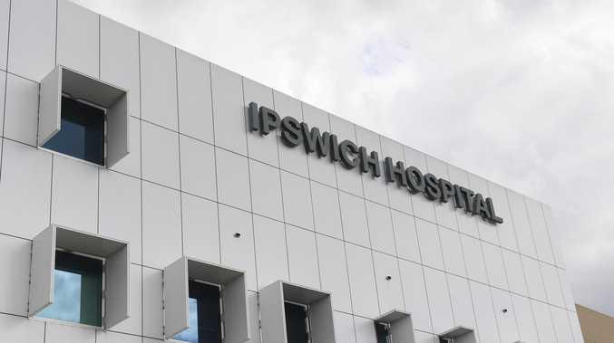Ipswich Hospital running on generators