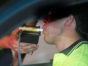 Driver more than three times legal limit charged