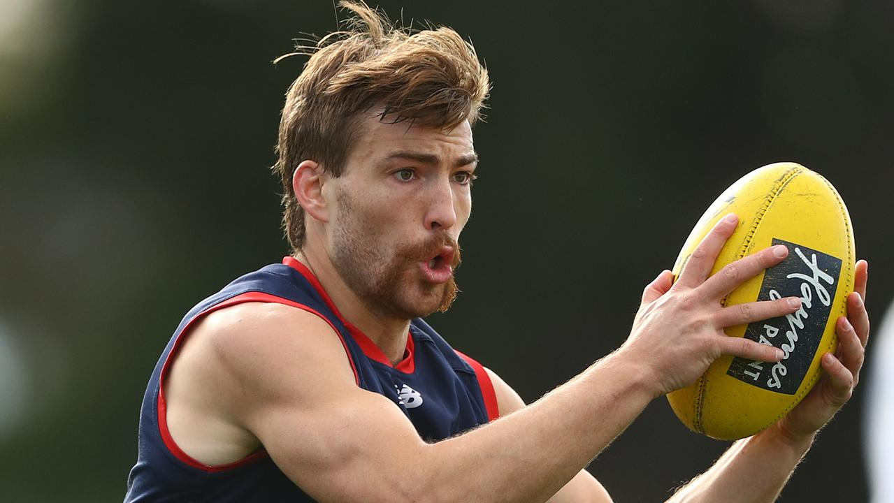 Jack Viney was the top scorer in Round 1 with 186 points against West Coast.