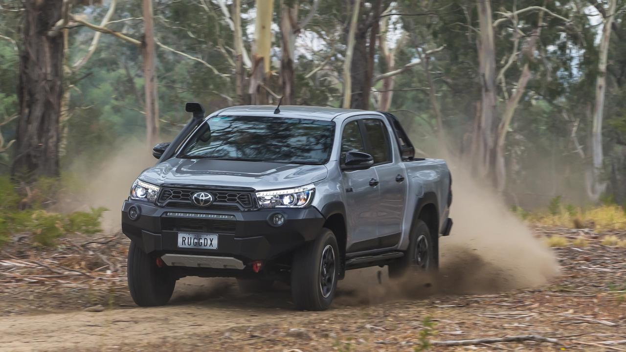 Extending the $150,000 instant asset write-off would further boost ute sales. Photos: Mark Bean.