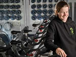 Loyal personal trainer paints recovery picture