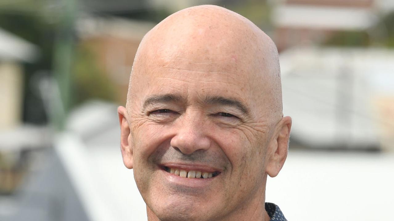Bernard Smith, former Gympie Regional Council CEO