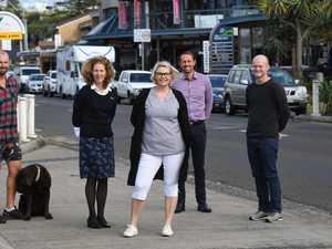 Coastal village on the brink of a major overhaul