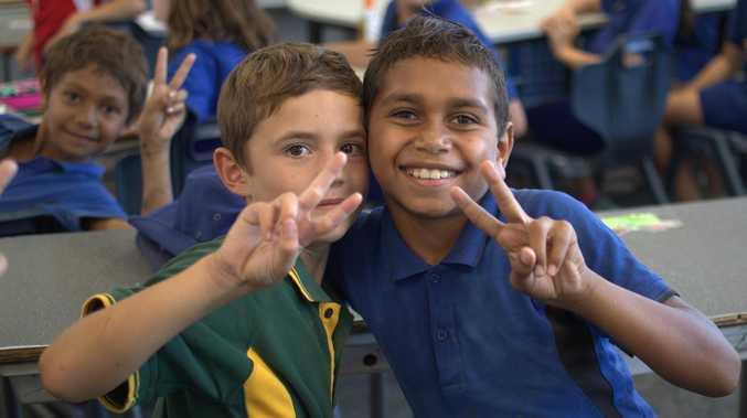 Indigenous Burnett school program tops the state