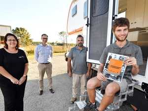 Campervan construction gig gets trainee moving