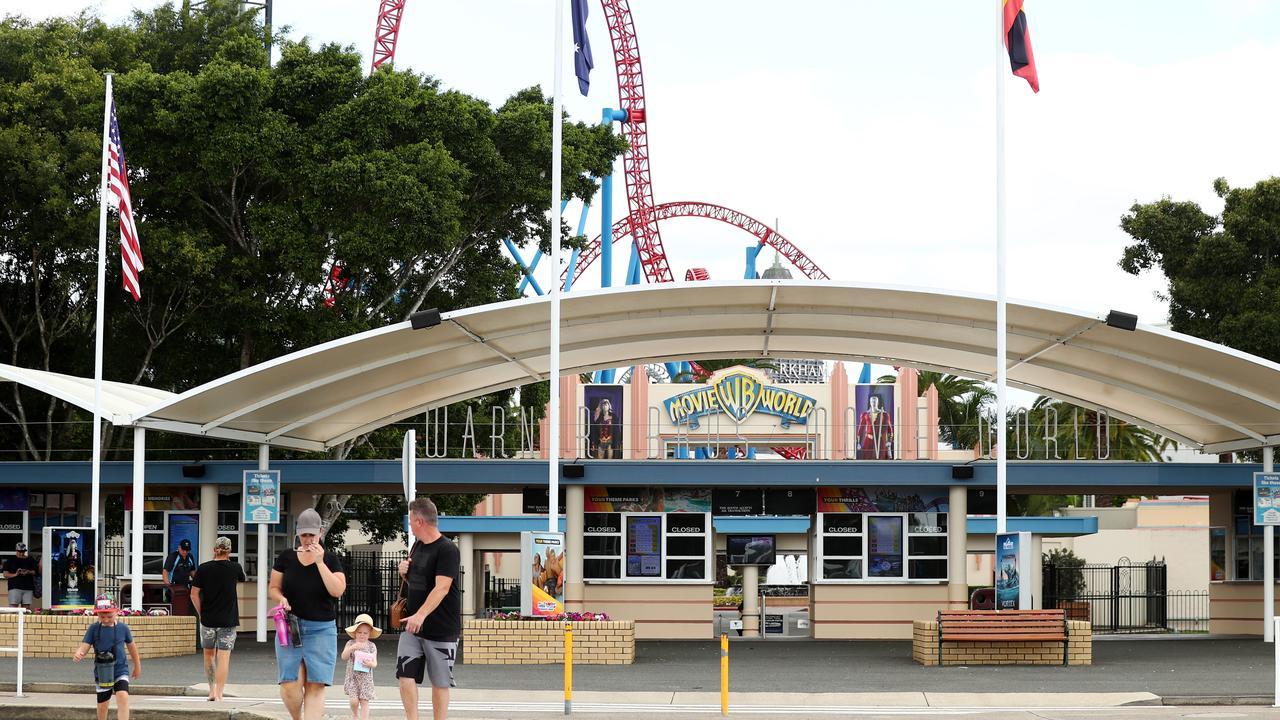 Australian Theme Parks Remain Open Despite Mass Gathering Ban Amid Coronavirus Outbreak