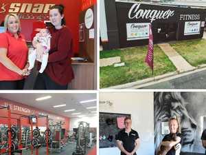 Gym junkies rejoice as facilities open across Burnett