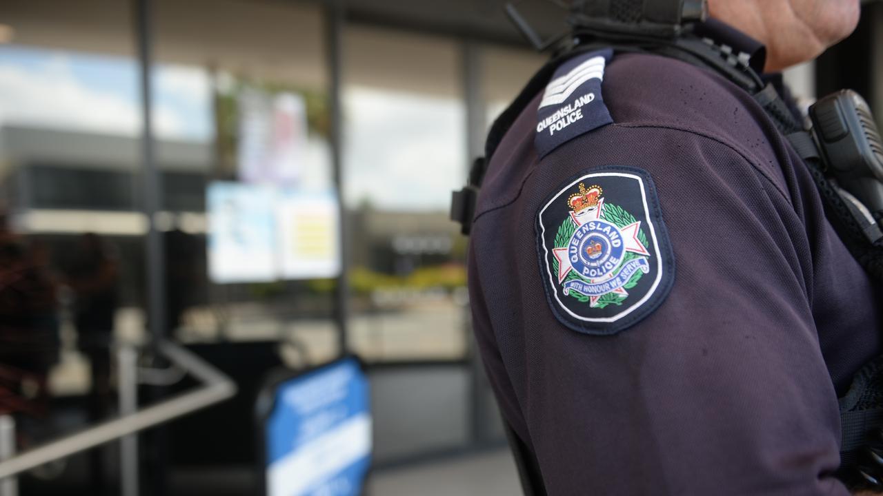 Queensland Police Service Photo: Zizi Averill