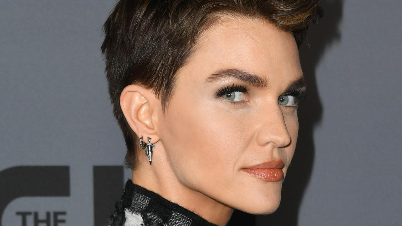 Ruby Rose quit Batwoman last month. Picture: Jon Kopaloff/Getty Images