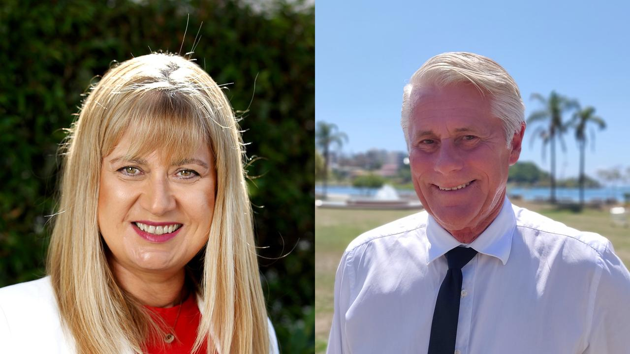 Federal member for Richmond Justine Elliot and State Member for Tweed Geoff Provest are are in a war of words.
