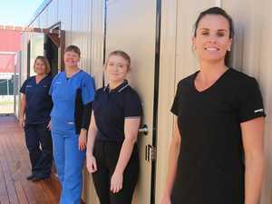 Doors open on Bowen's coronavirus testing clinic