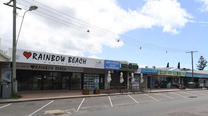 Council says 'Let there be light' in Rainbow Beach CBD