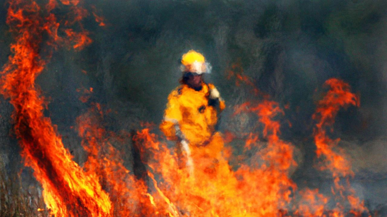 FIRE FILE IMAGE Photo: Rob Williams / The Queensland Times