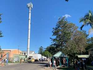 5G protesters gear up for rally at Telstra tower