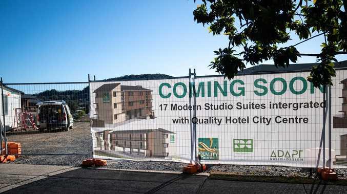 REVEALED: $4m hotel upgrade underway in CBD
