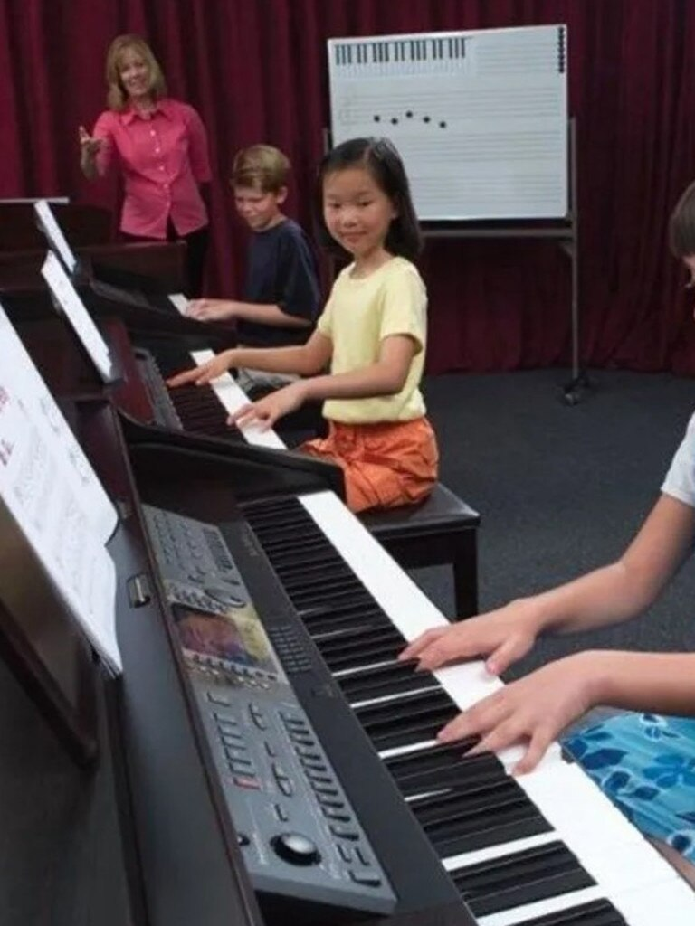 A music school business in Rockhampton is for sale.